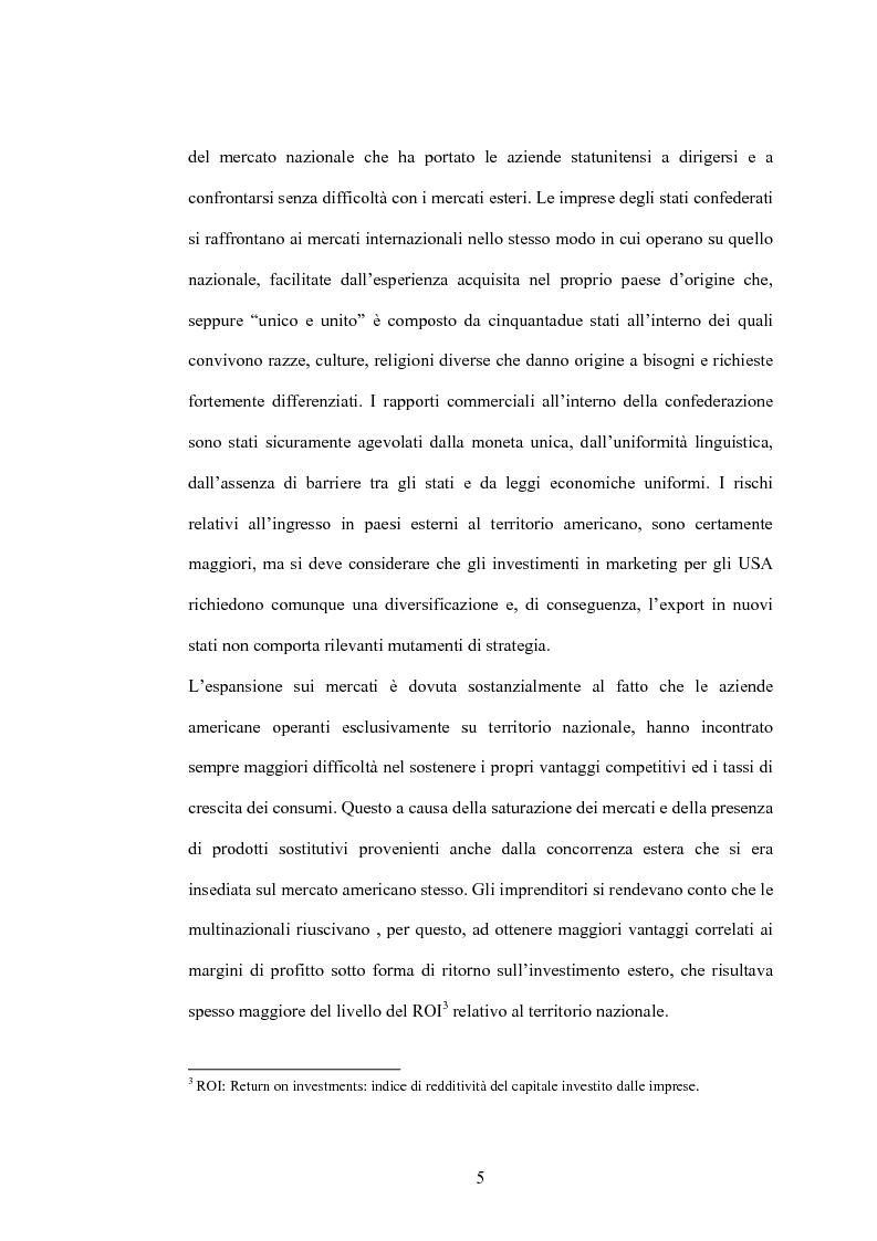 Anteprima della tesi: Da fashion retailers a imprese globali del sistema moda. Analisi di due casi significativi: Gap Inc. e Inditex, Pagina 8