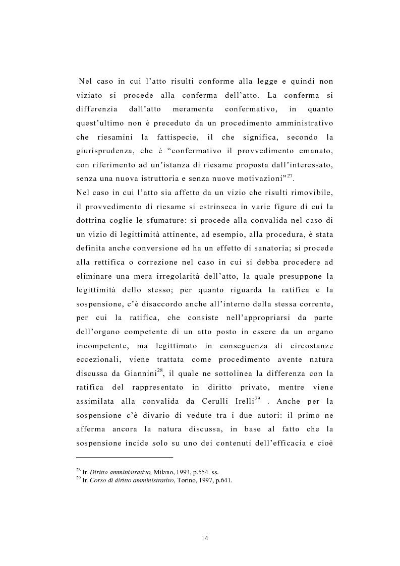 Anteprima della tesi: L'autotutela nel diritto tributario con particolare riguardo alla posizione soggettiva del contribuente, Pagina 9