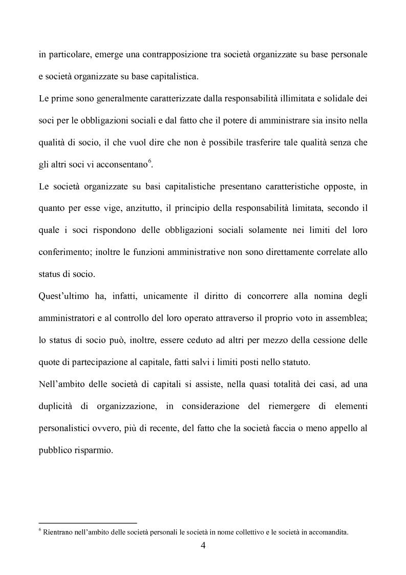 Anteprima della tesi: La società europea, Pagina 4
