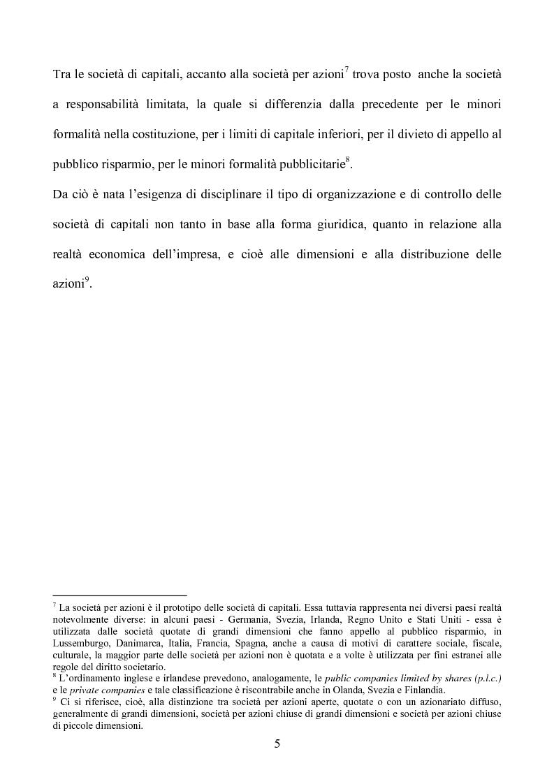 Anteprima della tesi: La società europea, Pagina 5