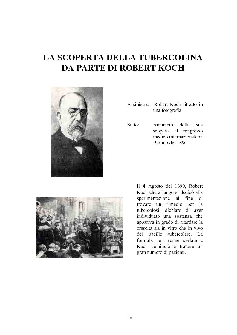 Anteprima della tesi: Immunità cellulo mediata in corso di Tubercolosi: ruolo delle cellule dendritiche, Pagina 6