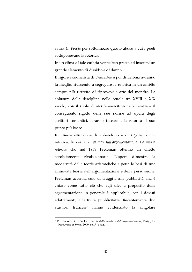 Anteprima della tesi: La pubblicità sociale: WWF e il caso DETOX, Pagina 10