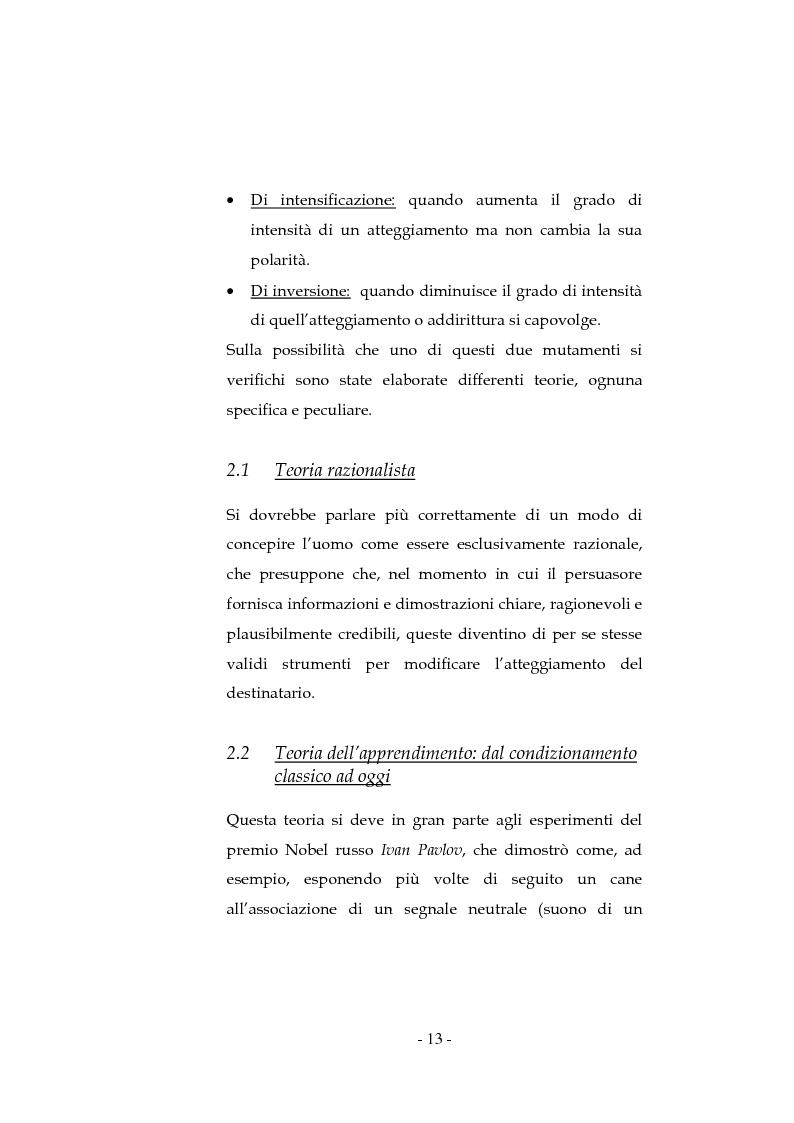 Anteprima della tesi: La pubblicità sociale: WWF e il caso DETOX, Pagina 13