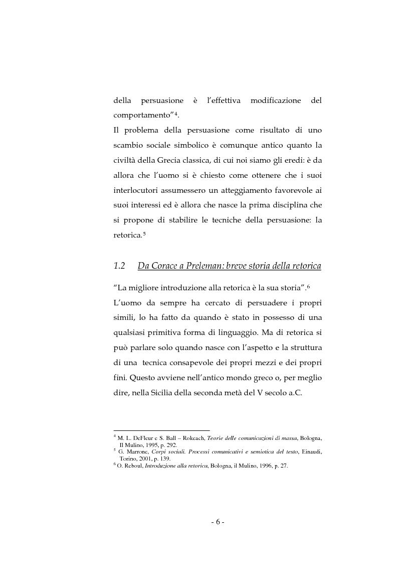 Anteprima della tesi: La pubblicità sociale: WWF e il caso DETOX, Pagina 6