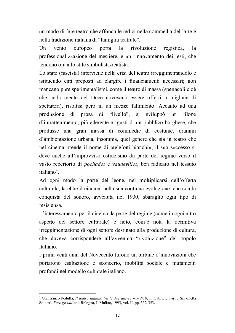Anteprima della tesi: A onor del vero. Pitigrilli: scrittore anti sublime. Viaggio nella vita e nelle opere di un autore controverso, Pagina 12