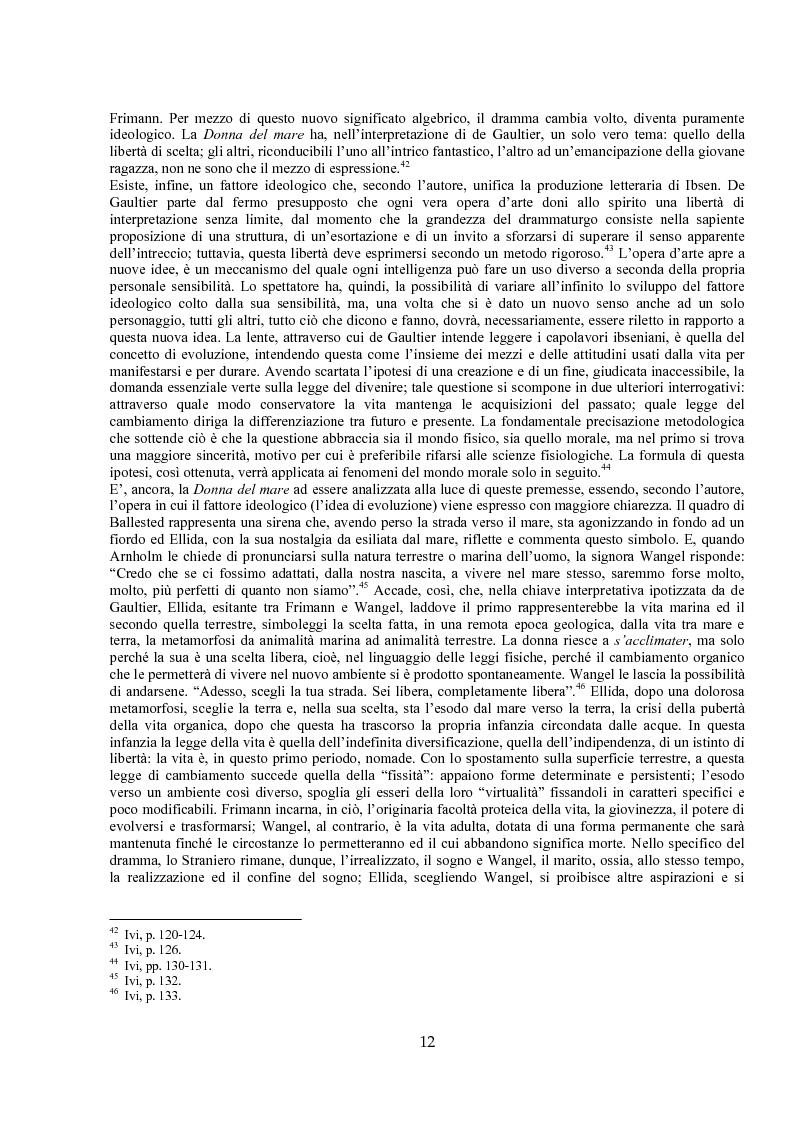 Anteprima della tesi: Jules de Gaultier : la filosofia del bovarismo. Un philosophe nouveau nella cultura francese del primo Novecento, Pagina 12