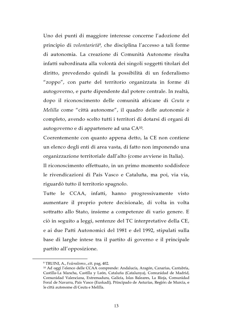 Anteprima della tesi: L'ordinamento dell'istruzione in Italia e in Spagna, Pagina 10