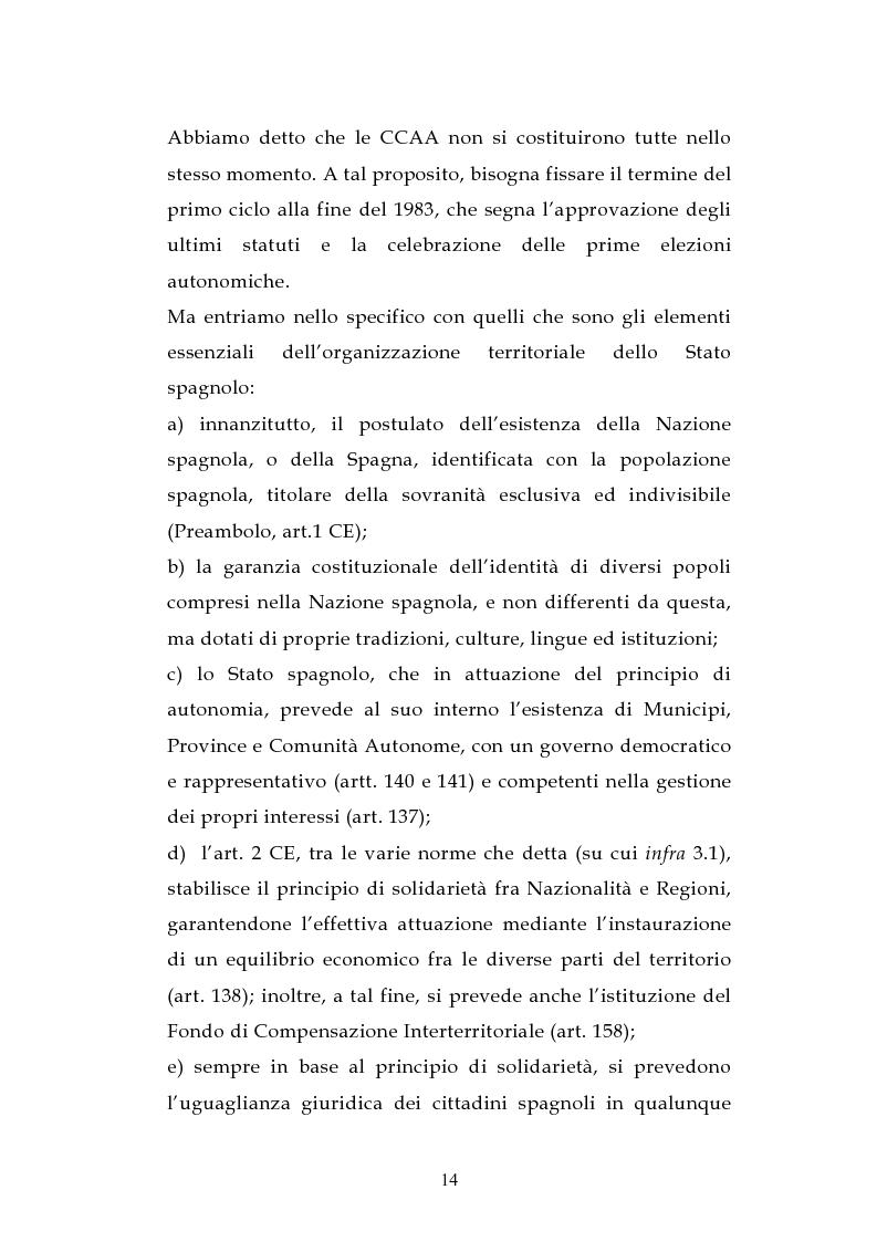 Anteprima della tesi: L'ordinamento dell'istruzione in Italia e in Spagna, Pagina 11