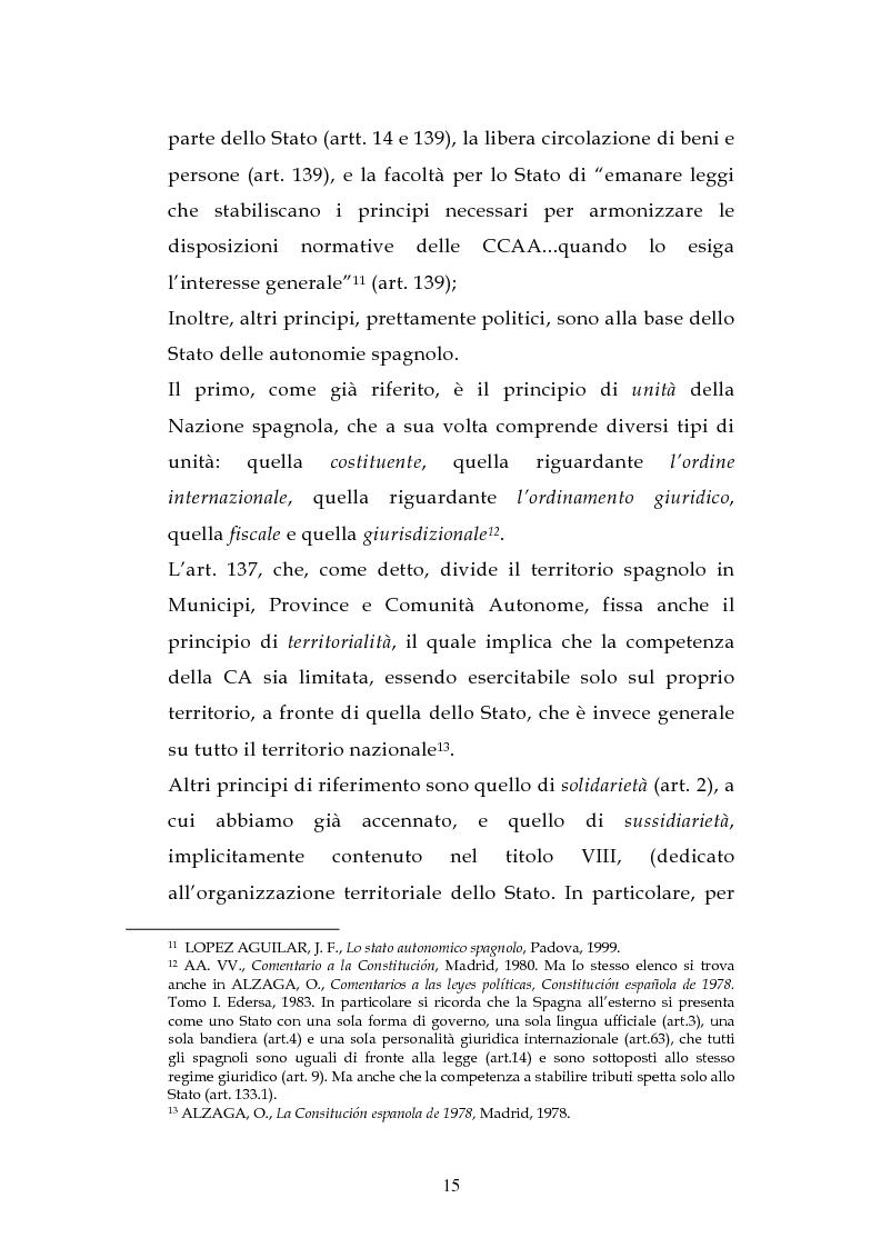 Anteprima della tesi: L'ordinamento dell'istruzione in Italia e in Spagna, Pagina 12