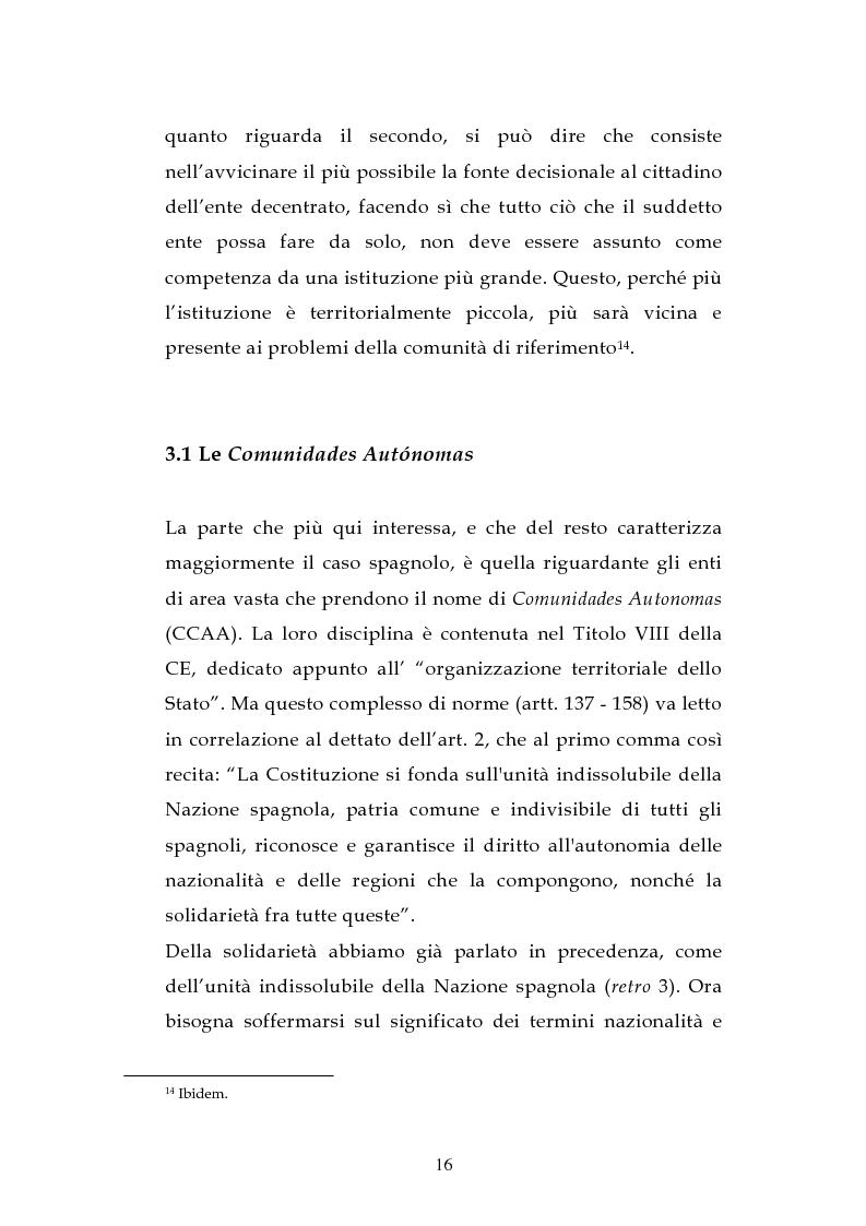 Anteprima della tesi: L'ordinamento dell'istruzione in Italia e in Spagna, Pagina 13