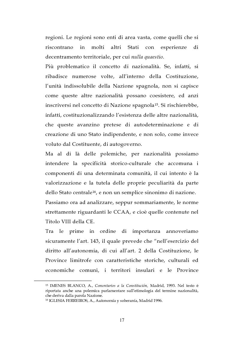 Anteprima della tesi: L'ordinamento dell'istruzione in Italia e in Spagna, Pagina 14