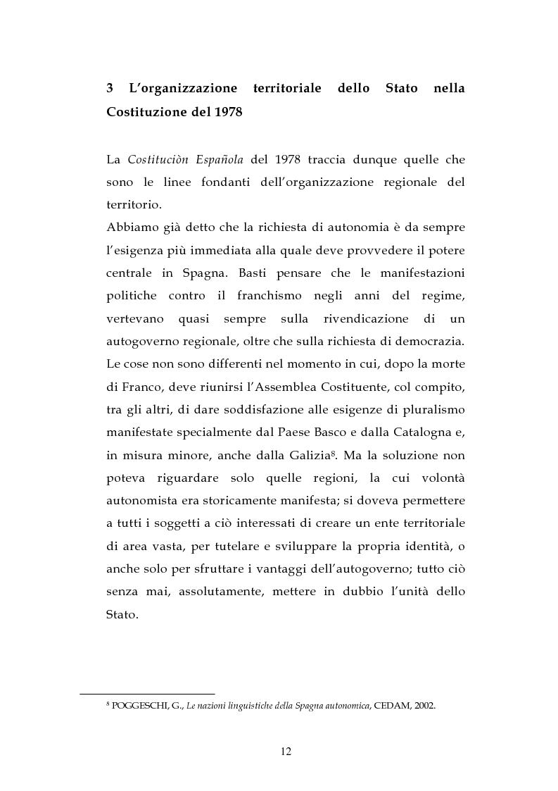 Anteprima della tesi: L'ordinamento dell'istruzione in Italia e in Spagna, Pagina 9