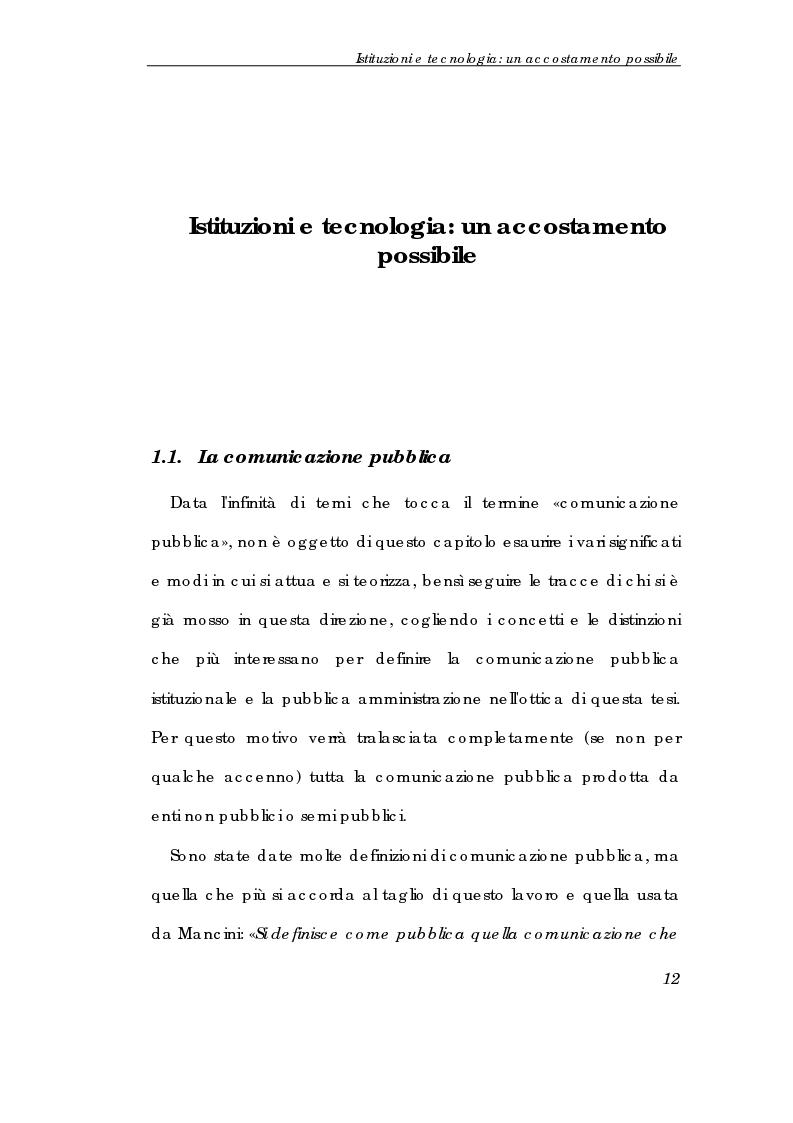 Anteprima della tesi: Un telecomando per governare il territorio, Pagina 10