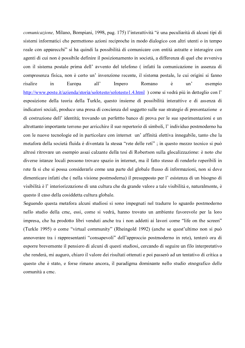 Anteprima della tesi: L' interazione in irc, Pagina 14