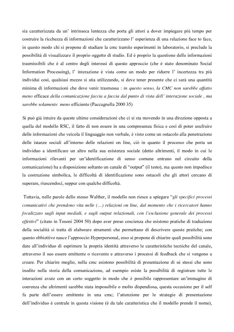 Anteprima della tesi: L' interazione in irc, Pagina 4