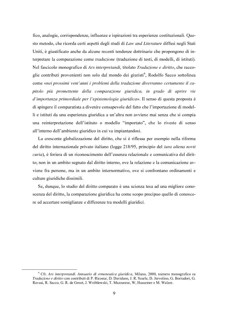 Anteprima della tesi: L'influenza degli Alleati nei processi costituenti della Germania postbellica: rapporti politico-militari sottesi all'elaborazione del Grundgesetz, Pagina 5