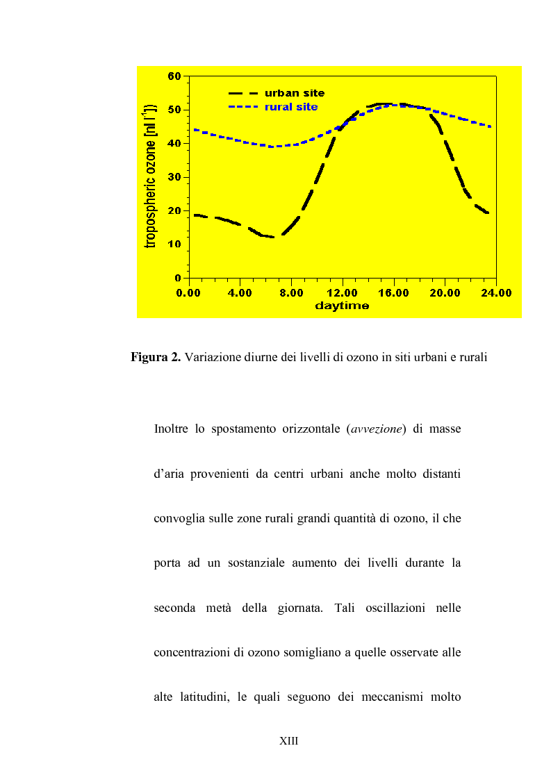 Anteprima della tesi: Effetti dell'ozono atmosferico sulle piante officinali, Pagina 10