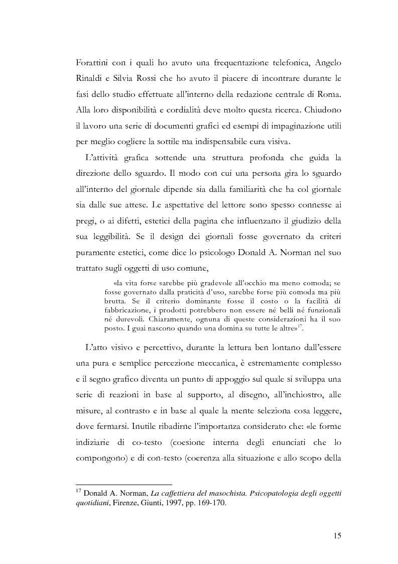 Anteprima della tesi: La storia grafica del quotidiano ''la Repubblica'', Pagina 9