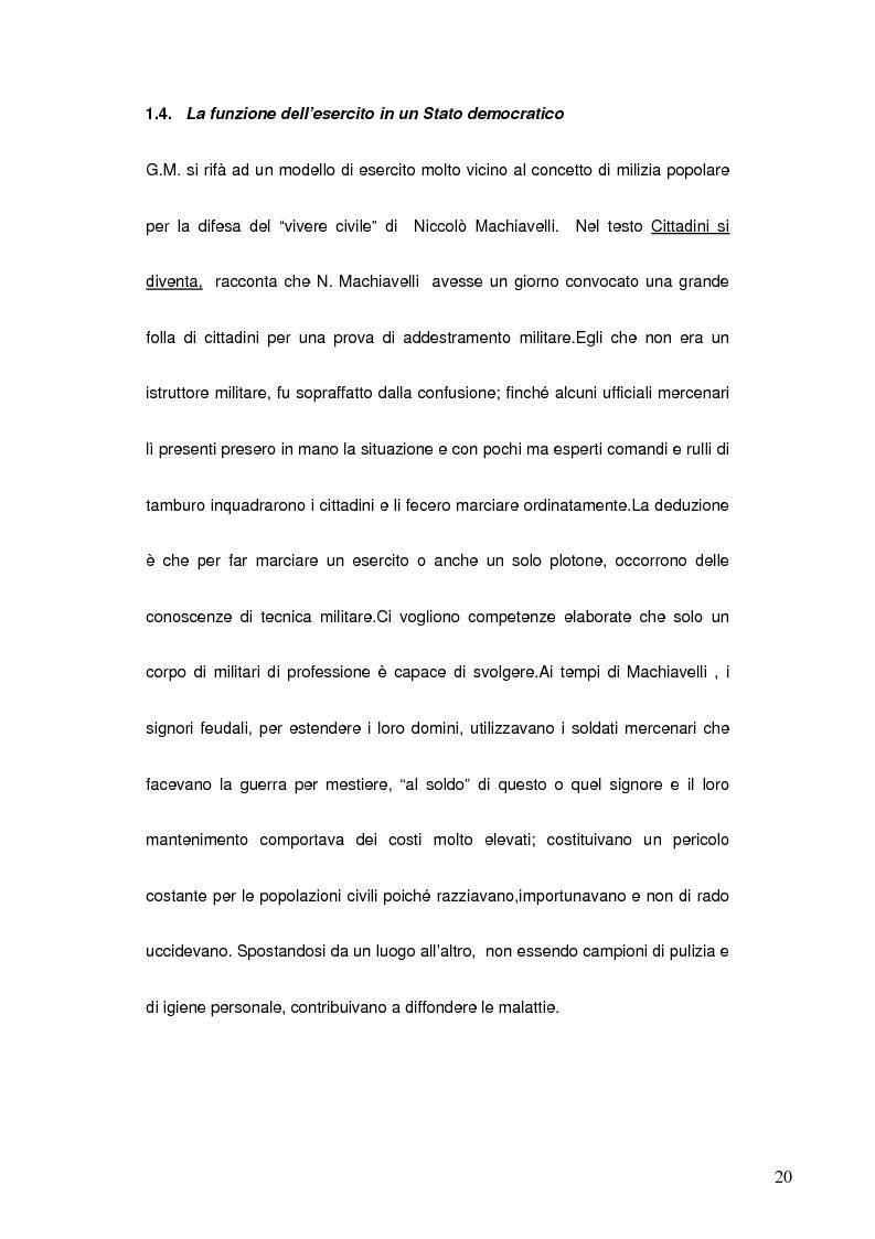 Anteprima della tesi: La sociologia di Guido Martinotti, Pagina 15