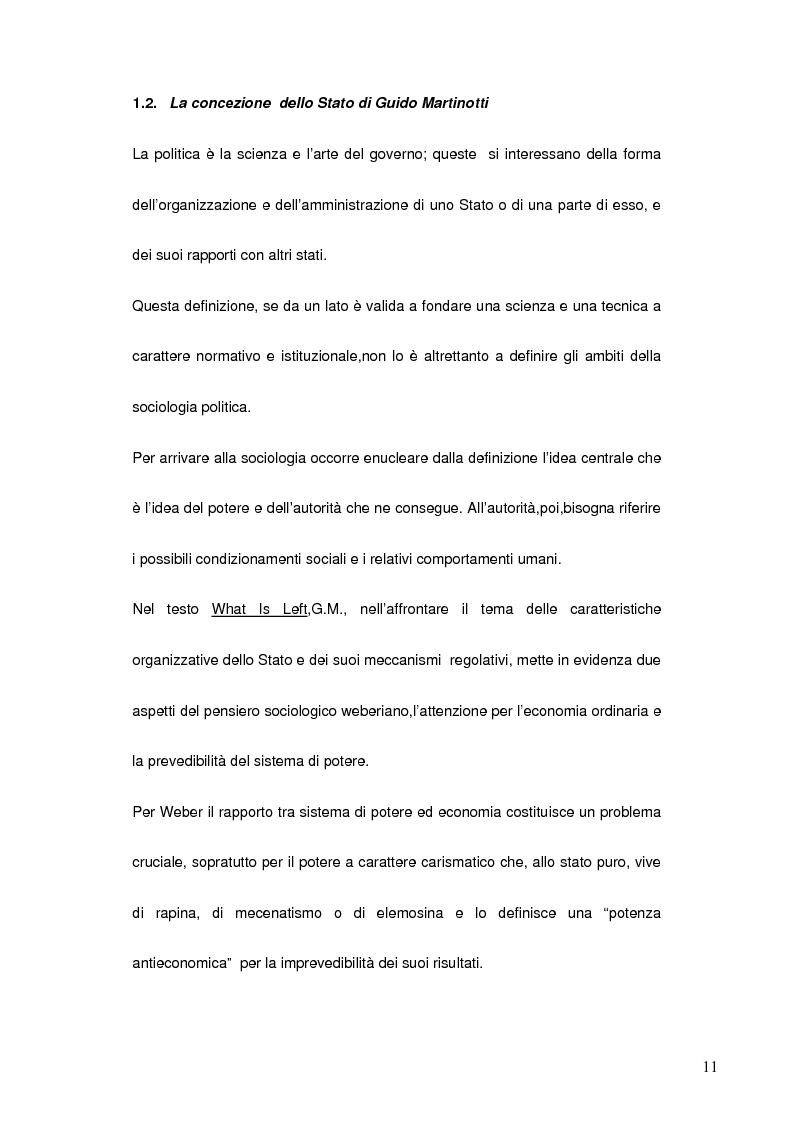 Anteprima della tesi: La sociologia di Guido Martinotti, Pagina 6