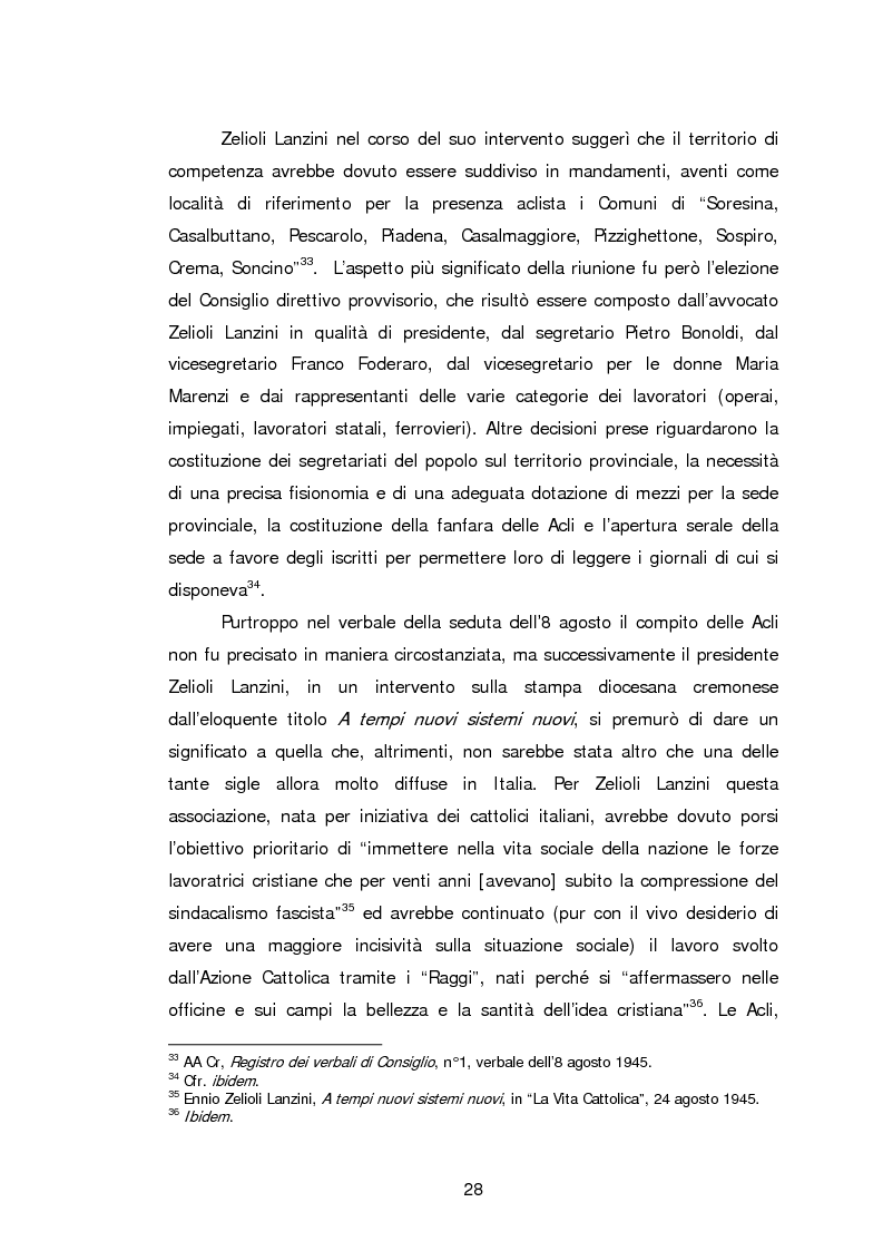 Anteprima della tesi: Le Acli di Cremona e della sua provincia nel secondo dopoguerra, Pagina 7