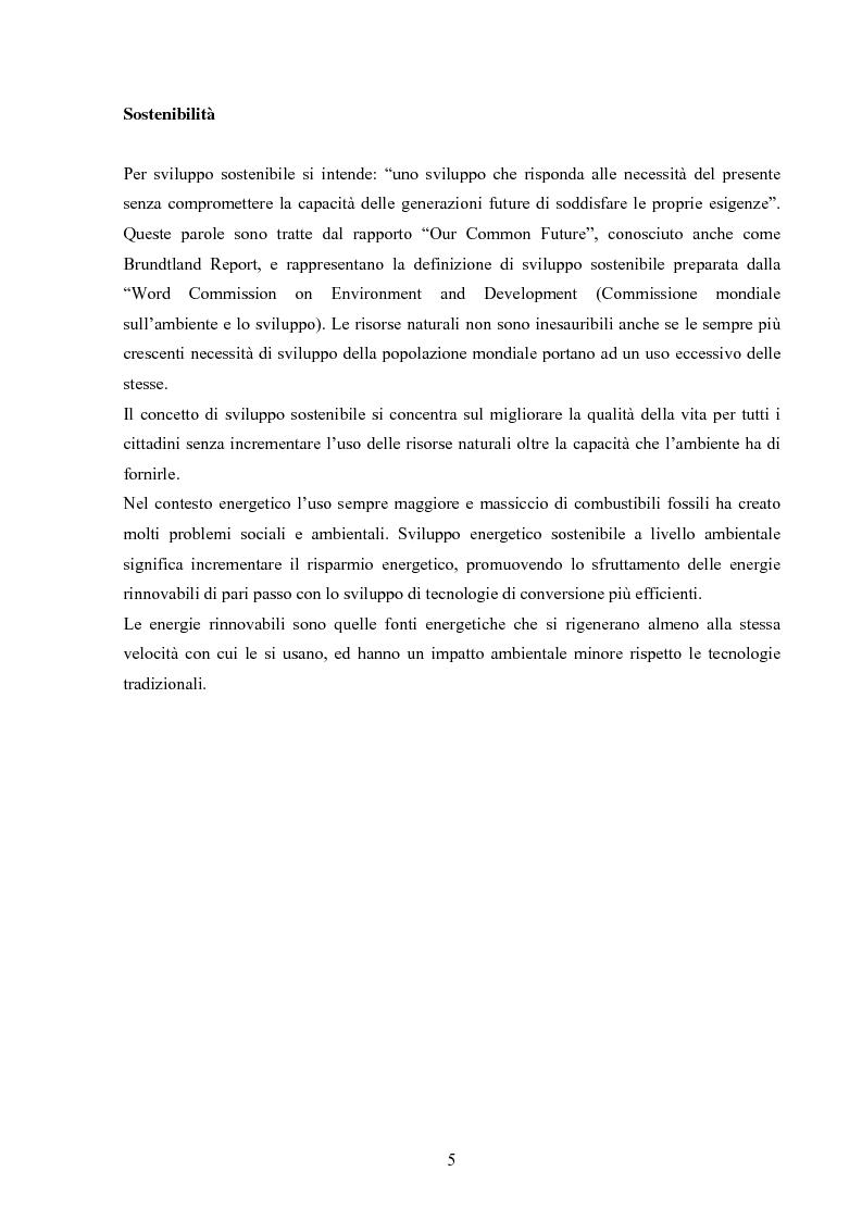 Anteprima della tesi: Potenzialità dei biocombustibili solidi nelle province italiane, Pagina 3