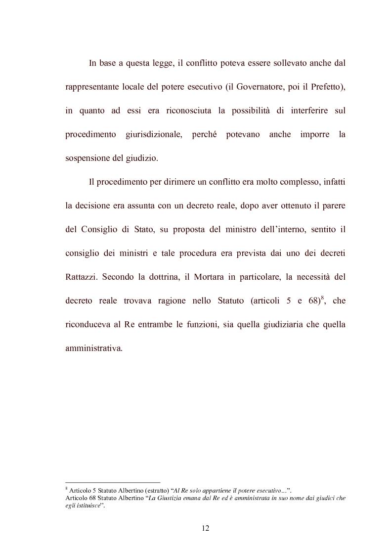 Anteprima della tesi: Modelli di giurisdizione amministrativa in Italia e nei paesi dell'Unione Europea, Pagina 14