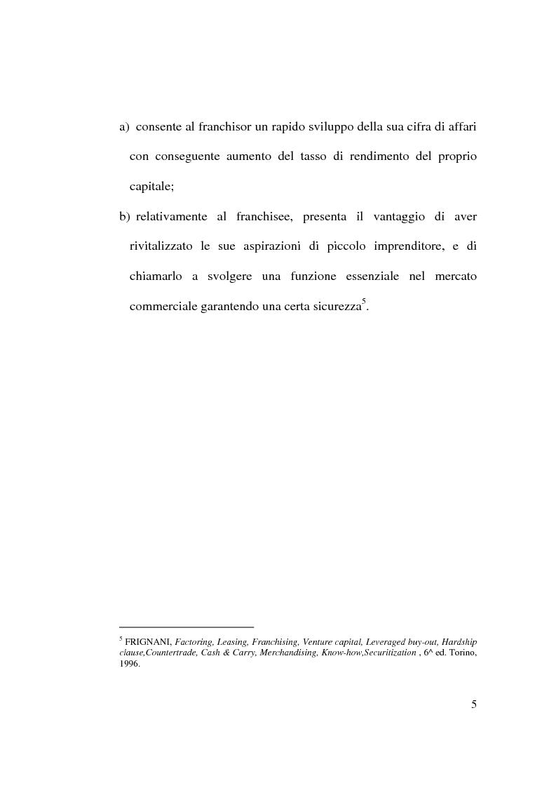 Anteprima della tesi: Intese restrittive della concorrenza e accordi di distribuzione selettiva, Pagina 5