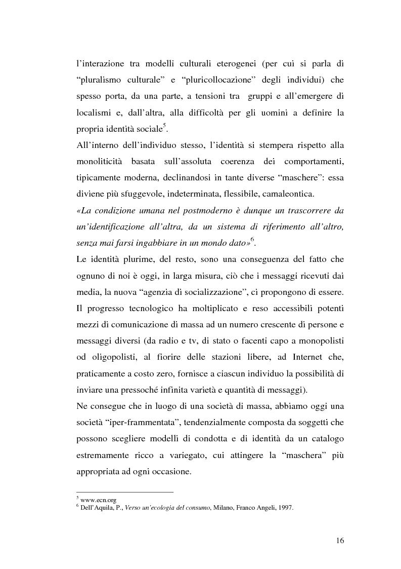 Anteprima della tesi: Click-advertising: la pubblicità nella Rete, Pagina 13