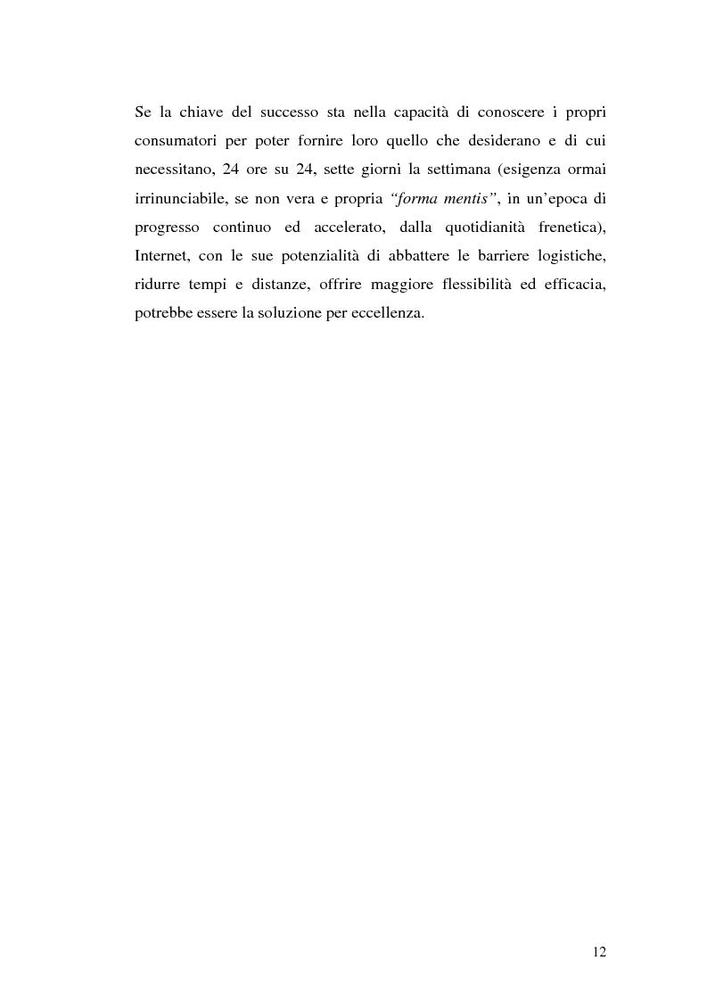 Anteprima della tesi: Click-advertising: la pubblicità nella Rete, Pagina 9