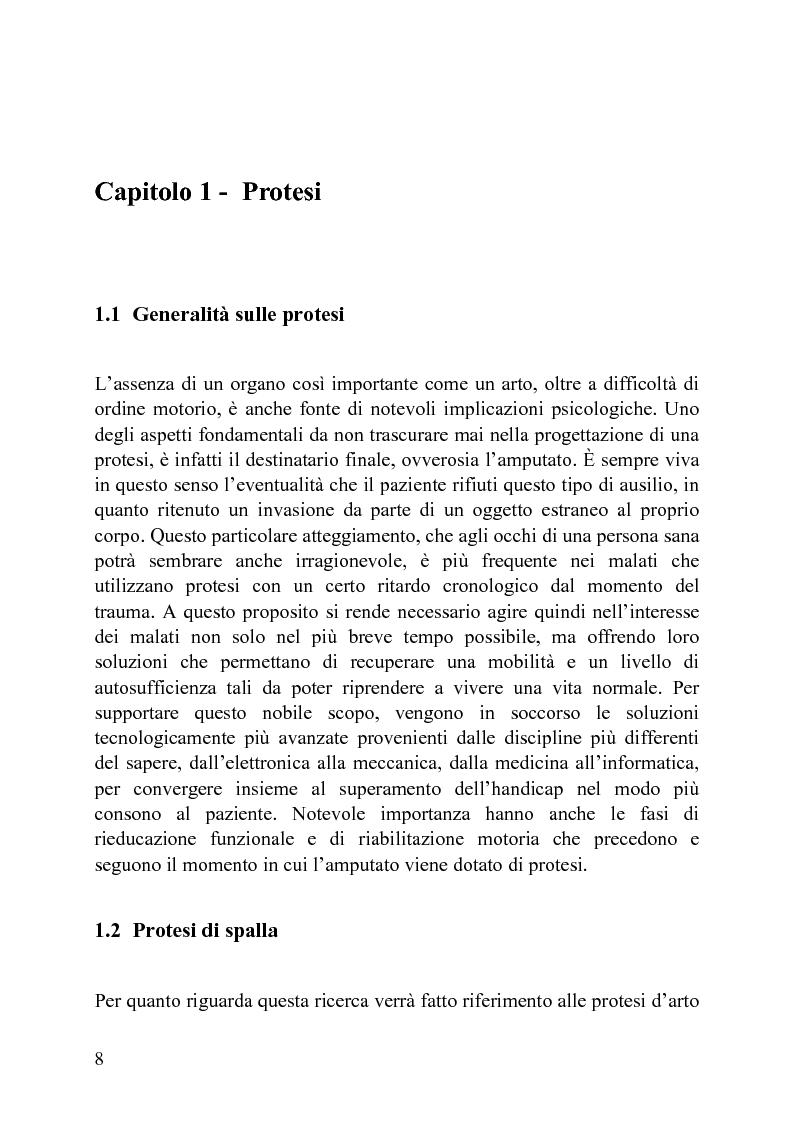 Anteprima della tesi: Progettazione di un meccanismo a due gradi di libertà e architettura ibrida per protesi attiva di spalla, Pagina 3