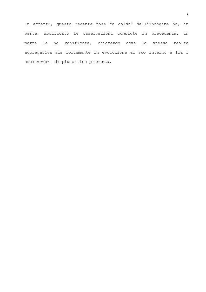 Anteprima della tesi: L'immigrazione eritrea a Genova. Aspetti sociali e culturali, Pagina 5