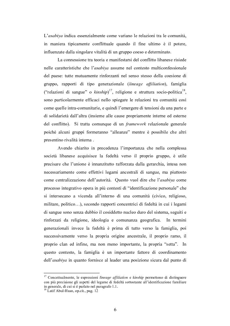 Anteprima della tesi: L'intervento della Forza Multinazionale in Libano nel 1982, Pagina 12