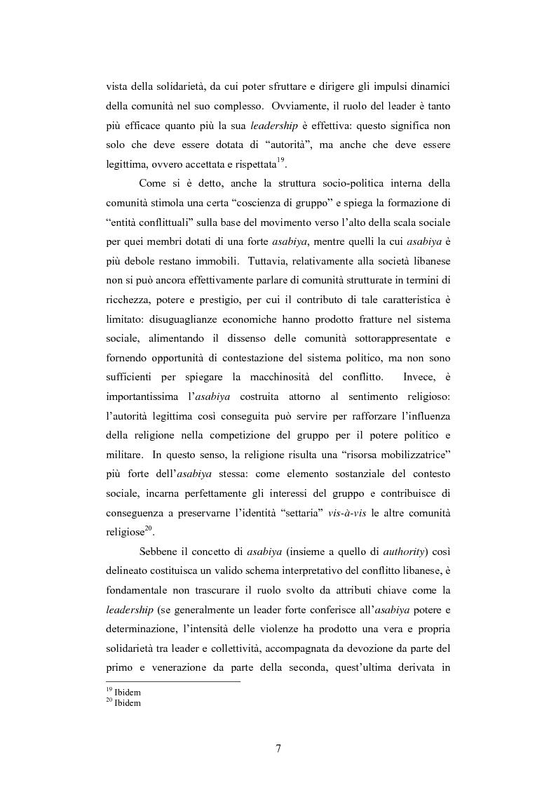 Anteprima della tesi: L'intervento della Forza Multinazionale in Libano nel 1982, Pagina 13