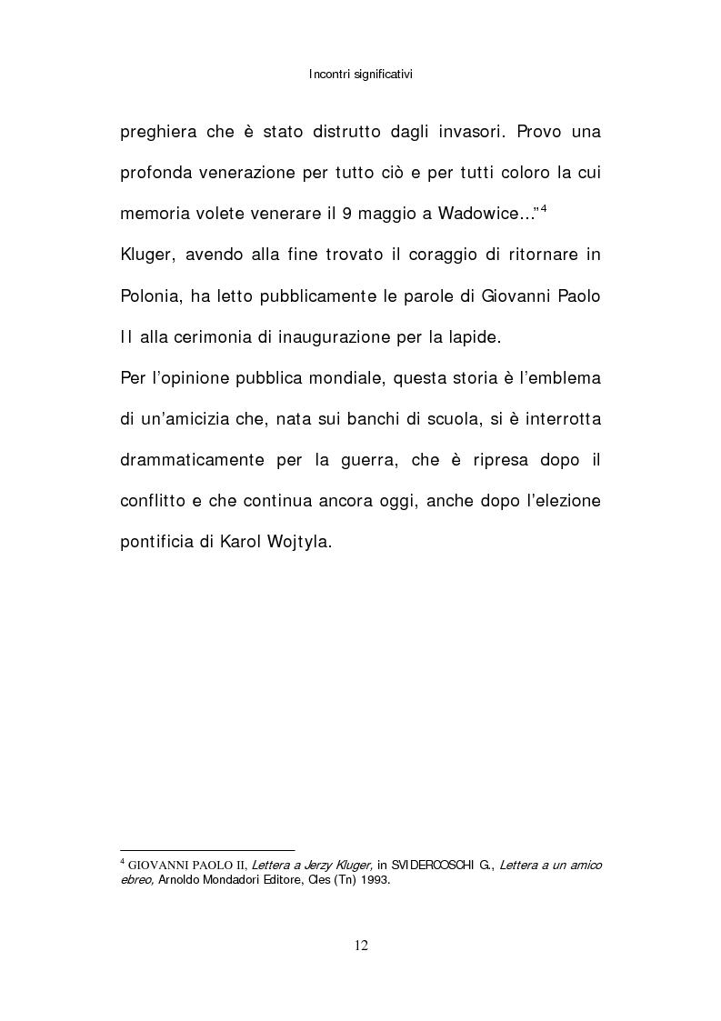 Anteprima della tesi: Il papato di Giovanni Paolo II nella stampa israeliana, Pagina 10