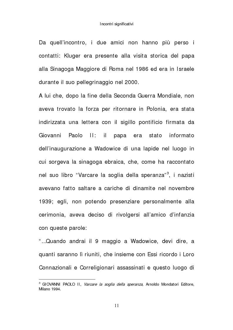 Anteprima della tesi: Il papato di Giovanni Paolo II nella stampa israeliana, Pagina 9