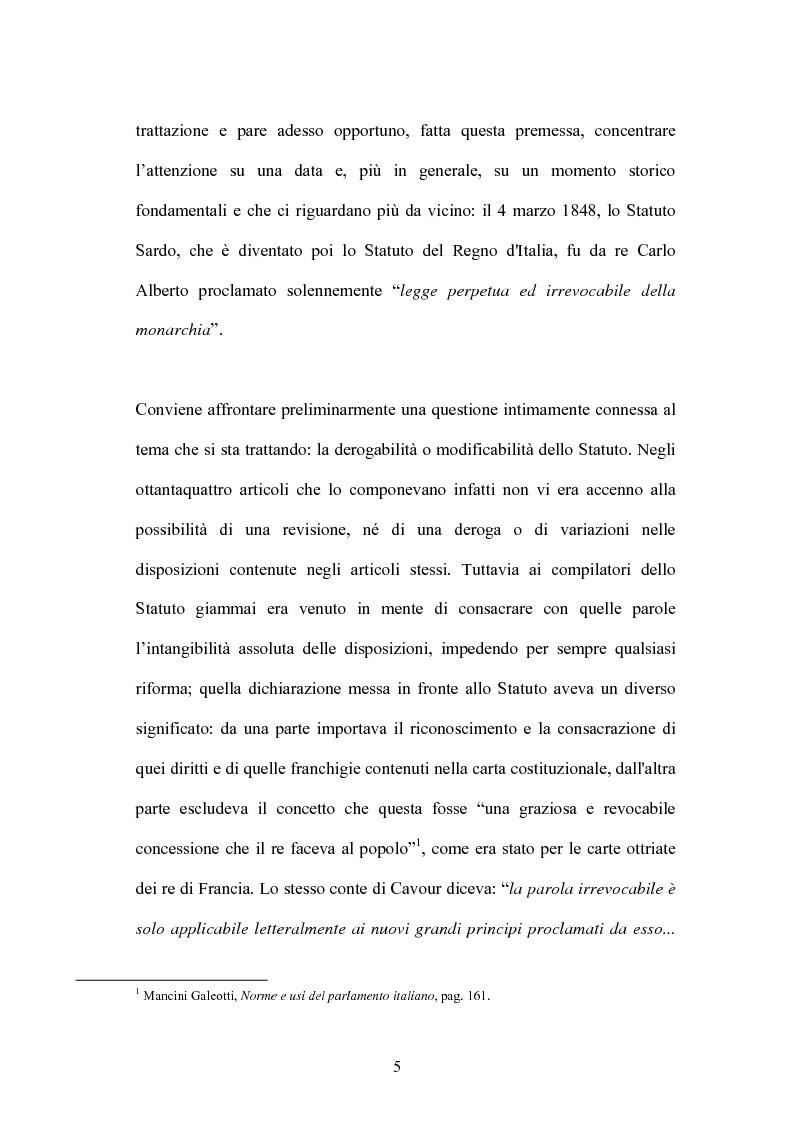Anteprima della tesi: L'indennità parlamentare, Pagina 3