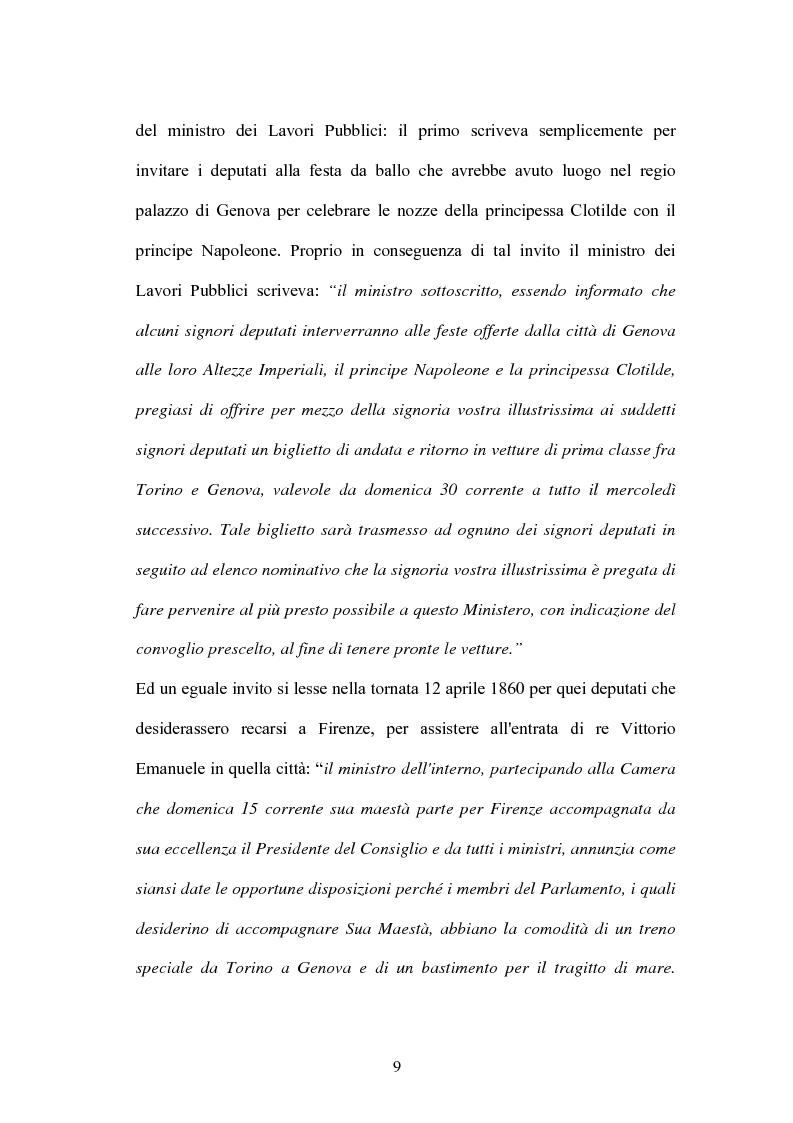 Anteprima della tesi: L'indennità parlamentare, Pagina 7