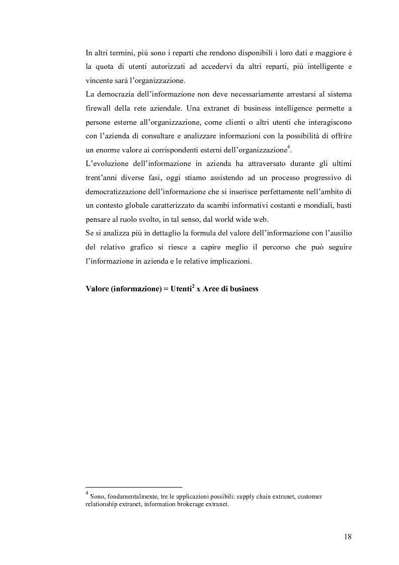 Anteprima della tesi: Il knowledge management nella distribuzione moderna: strumenti e soluzioni di business intelligence, Pagina 15