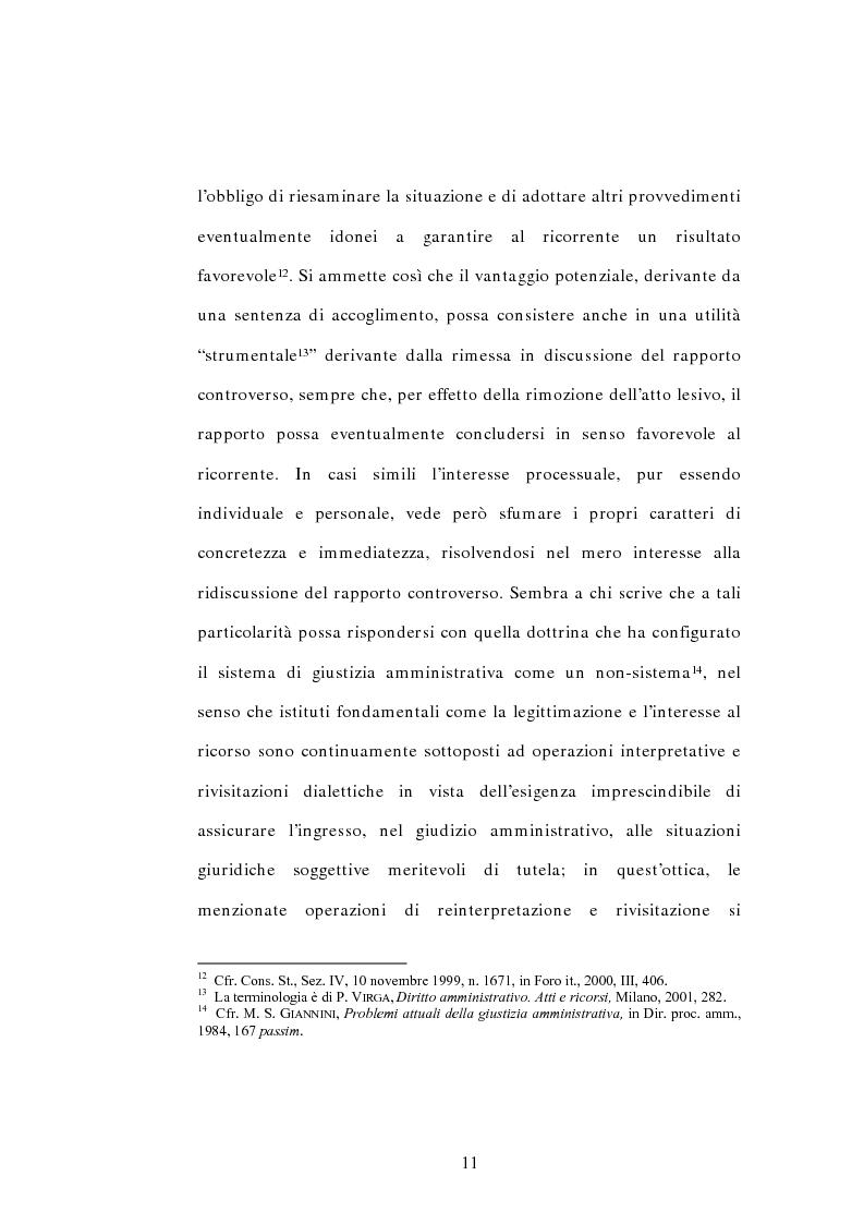 Anteprima della tesi: L'interesse a ricorrere nel giudizio di legittimità costituzionale in via principale, Pagina 7