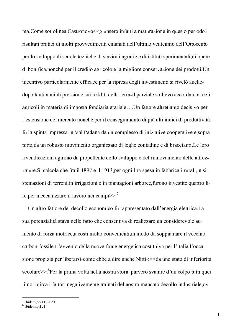 Anteprima della tesi: Le lotte per l'emancipazione della donna: dall'età giolittiana al secondo dopoguerra, Pagina 10