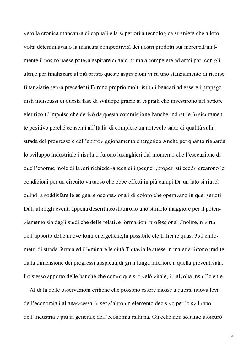 Anteprima della tesi: Le lotte per l'emancipazione della donna: dall'età giolittiana al secondo dopoguerra, Pagina 11
