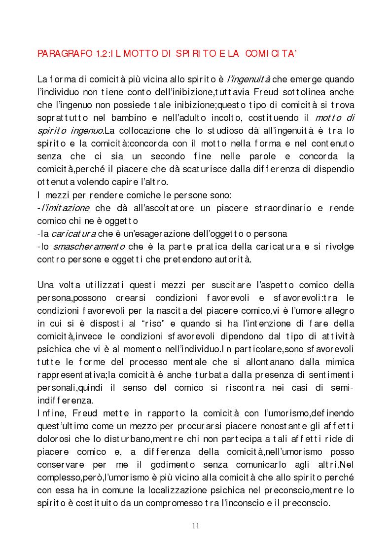 Anteprima della tesi: Metodi di indagine della creatività, Pagina 8