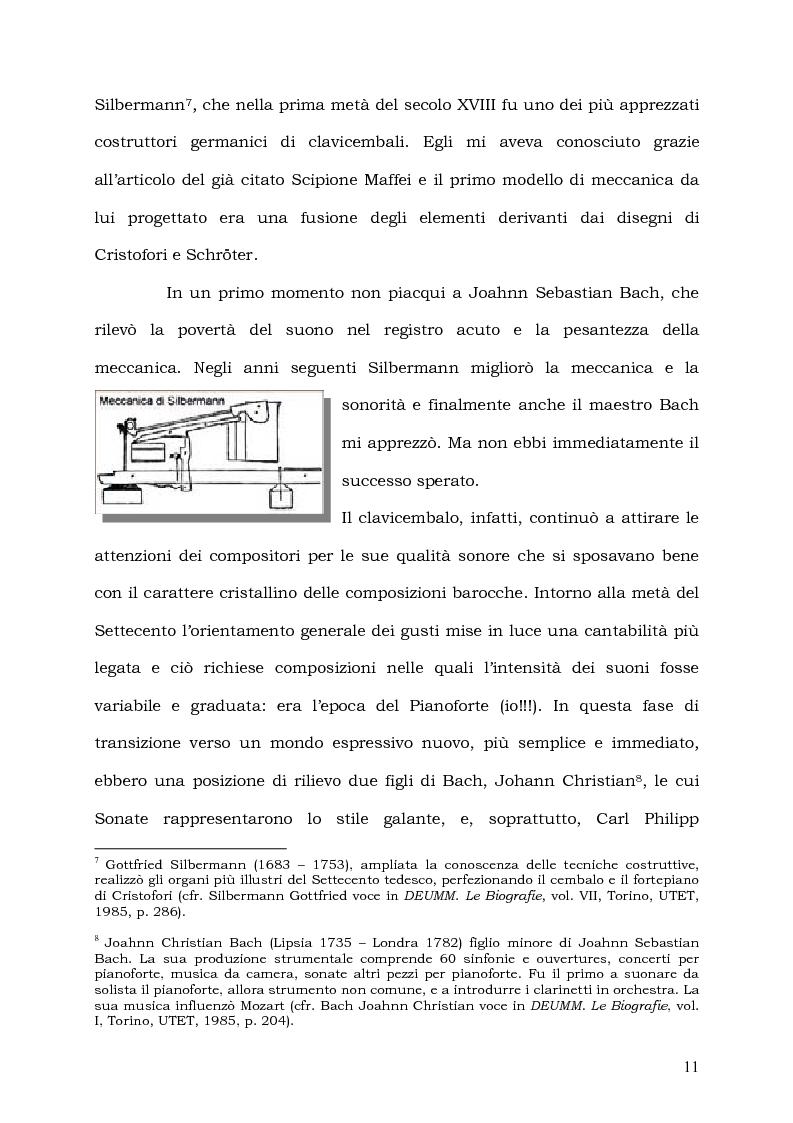 Anteprima della tesi: Il Pianoforte come espressione dell'anima: viaggio tra cinema e realtà, Pagina 11