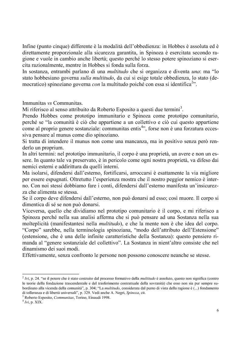 Anteprima della tesi: Umano, solo umano - un confronto Nietzsche Spinoza, Pagina 3