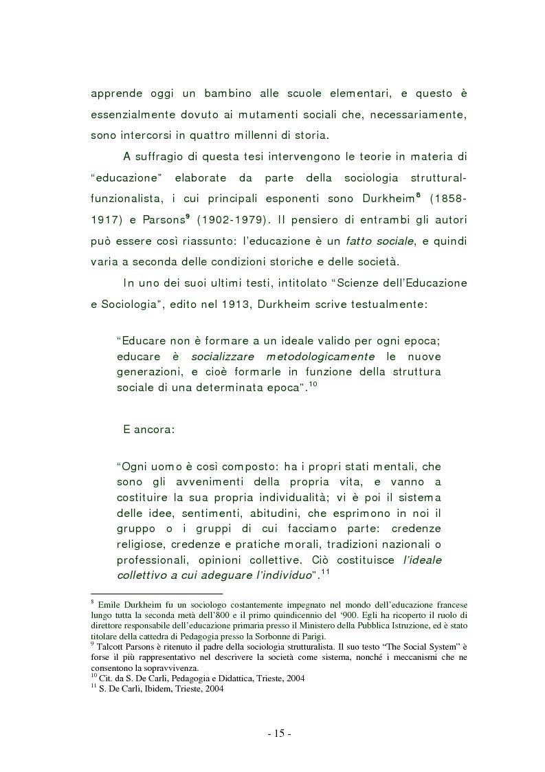 Anteprima della tesi: L'edutainment come fonte di valore per l'impresa e l'individuo., Pagina 14