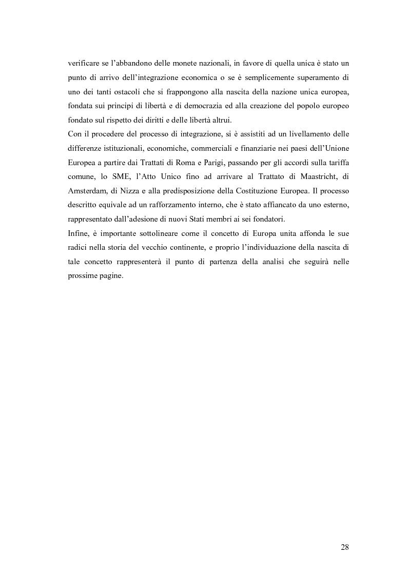 Anteprima della tesi: Event-Study and Econometrics Model of government bonds in European Union., Pagina 16