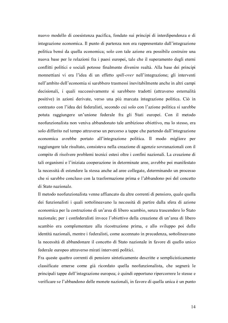 Anteprima della tesi: Event-Study and Econometrics Model of government bonds in European Union., Pagina 2