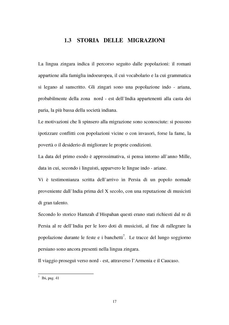 Anteprima della tesi: Le ragazze romni fra il campo e l'istituzione chiusa, Pagina 11