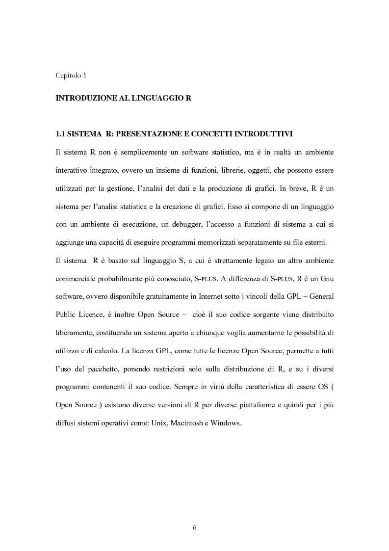 Anteprima della tesi: Valutazione dell'usabilià di Sistema R, Pagina 1